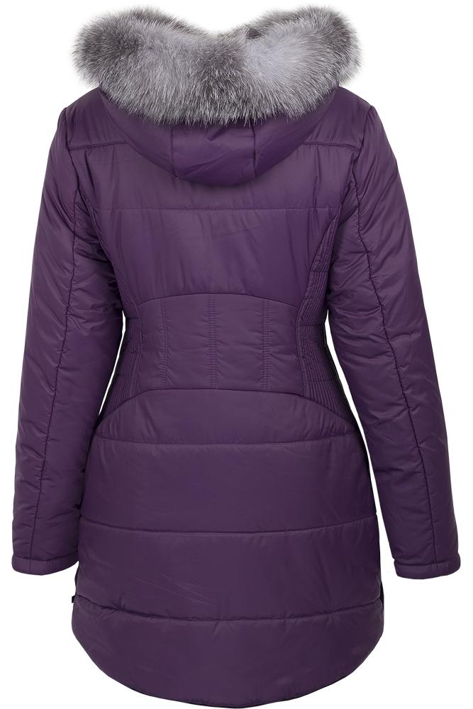 Куртка женская зима 833Ч/87 LimoLady — фото 9