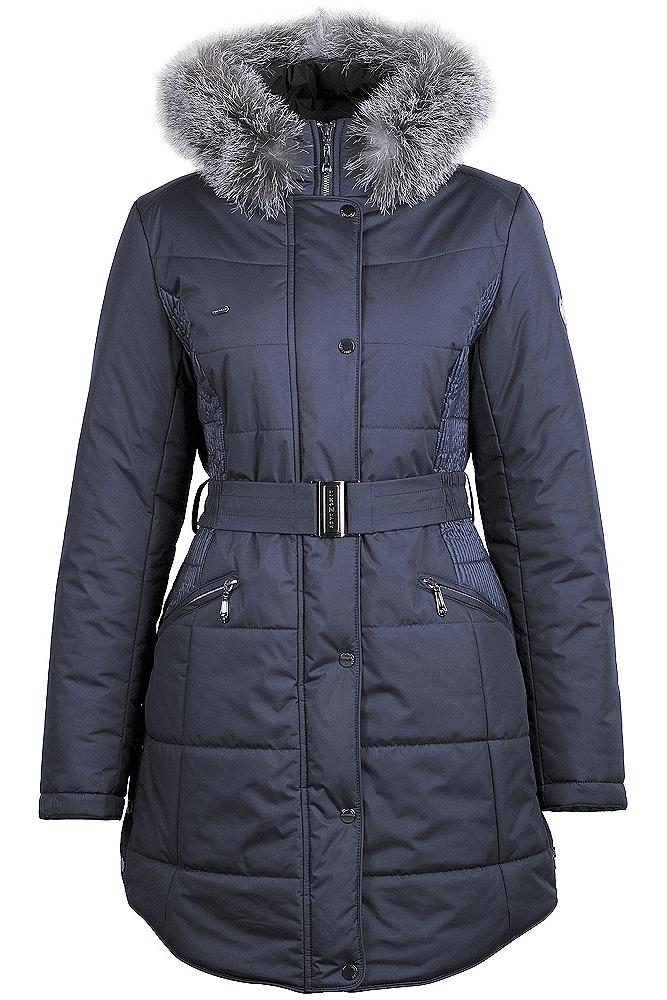 Куртка женская зима 833Ч/87 LimoLady — фото 3