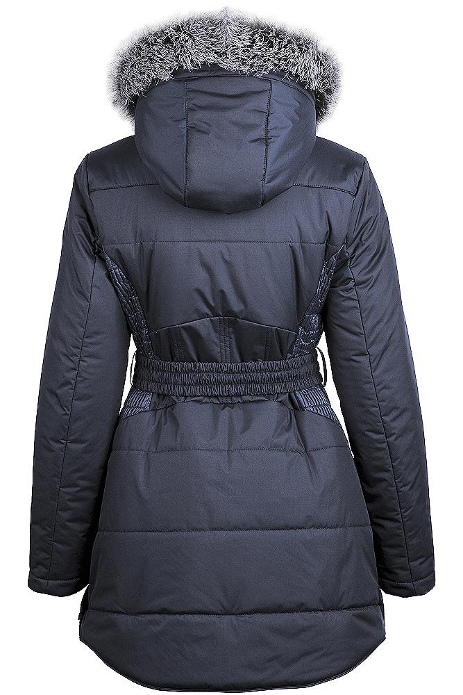 Куртка женская зима 833Ч/87 LimoLady — фото 4