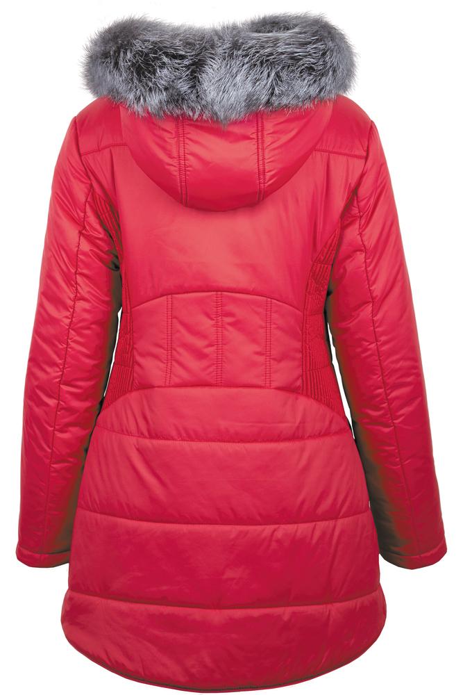 Куртка женская зима 833Ч/87 LimoLady — фото 2