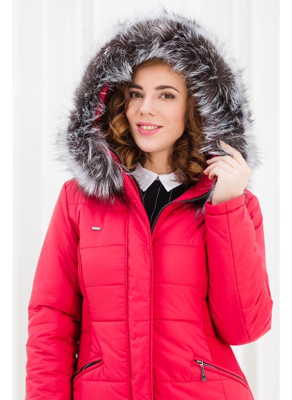 Куртка женская зима 833Ч/87 LimoLady — фото 5