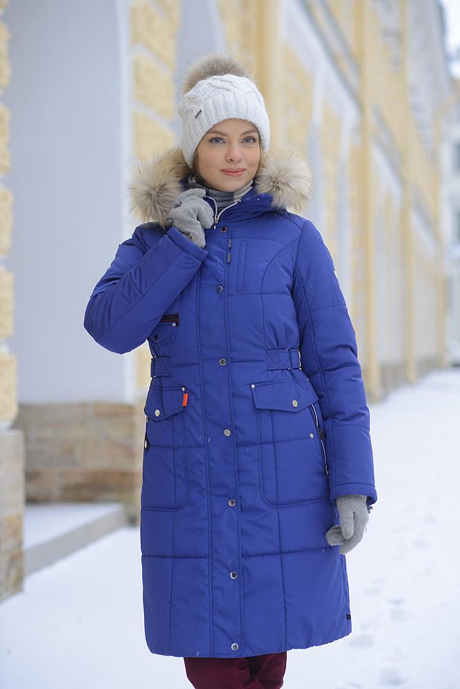 Куртка женская зима 854Е/78 LimoLady — фото 9