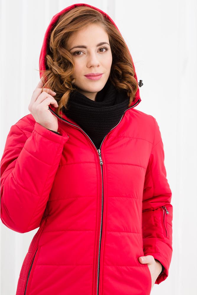 Куртка женская зима 864БМ/100 LimoLady — фото 3