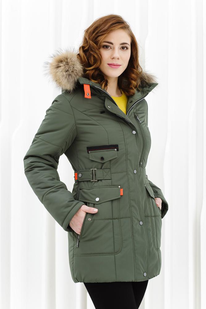 Куртка женская зима 866Е/78 LimoLady — фото 11