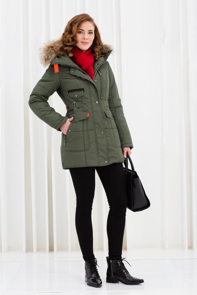 Куртка женская зима 866Е/78 LimoLady — фото 12