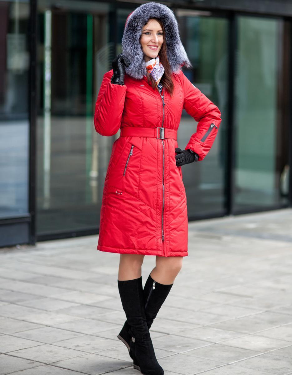 Куртка женская зима 675F/100 LimoLady — фото 2