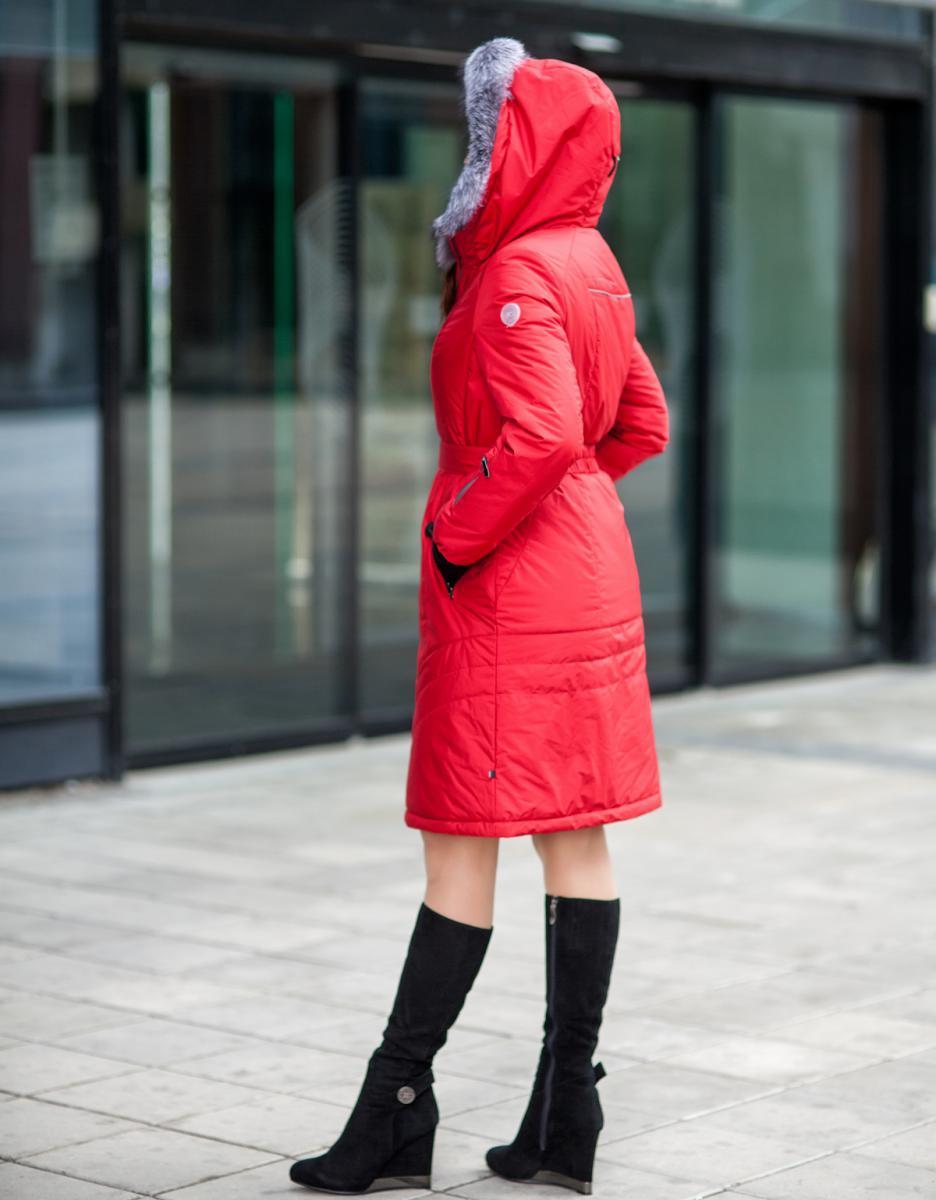 Куртка женская зима 675F/100 LimoLady — фото 3