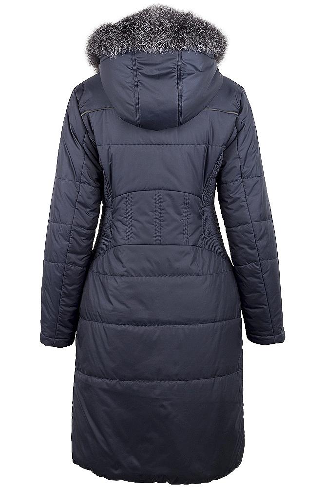 Куртка женская зима 825Ч/100 LimoLady — фото 2