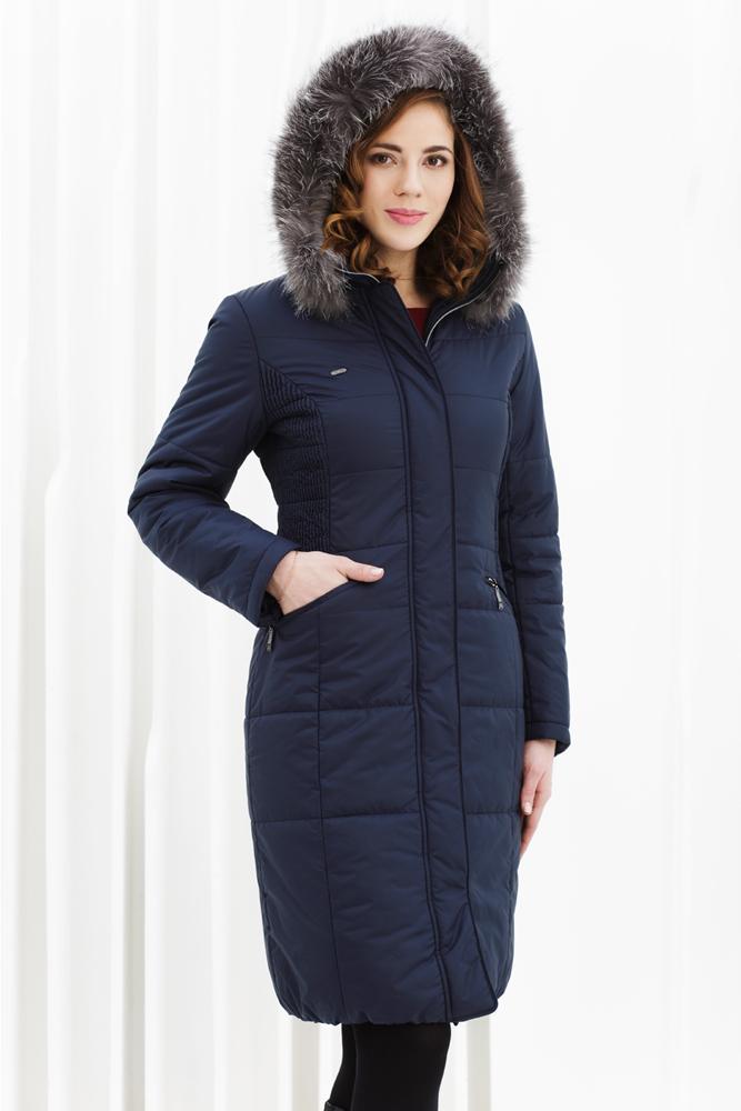 Куртка женская зима 825Ч/100 LimoLady — фото 3