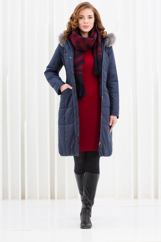 Куртка женская зима 825Ч/100 LimoLady — фото 4