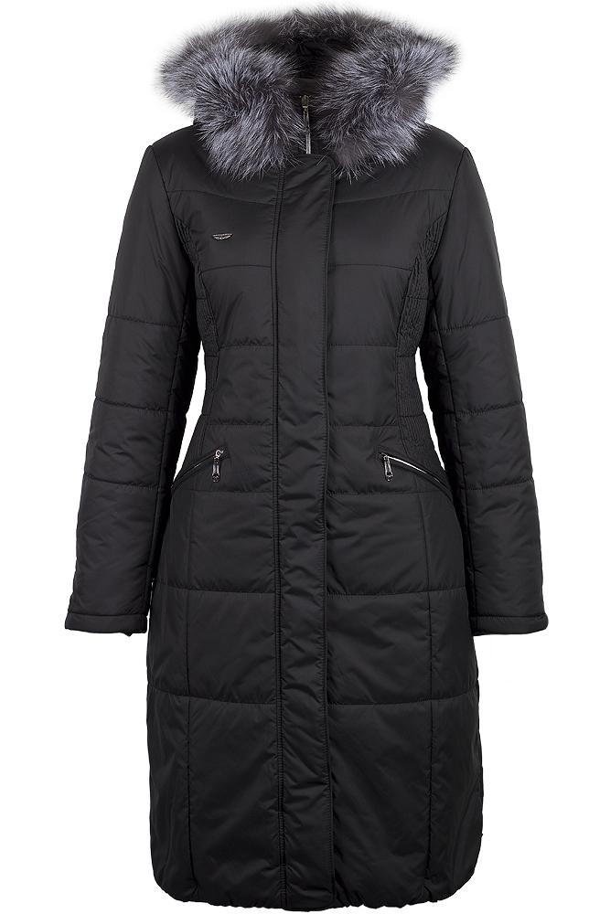 Куртка женская зима 825Ч/100 LimoLady — фото 5