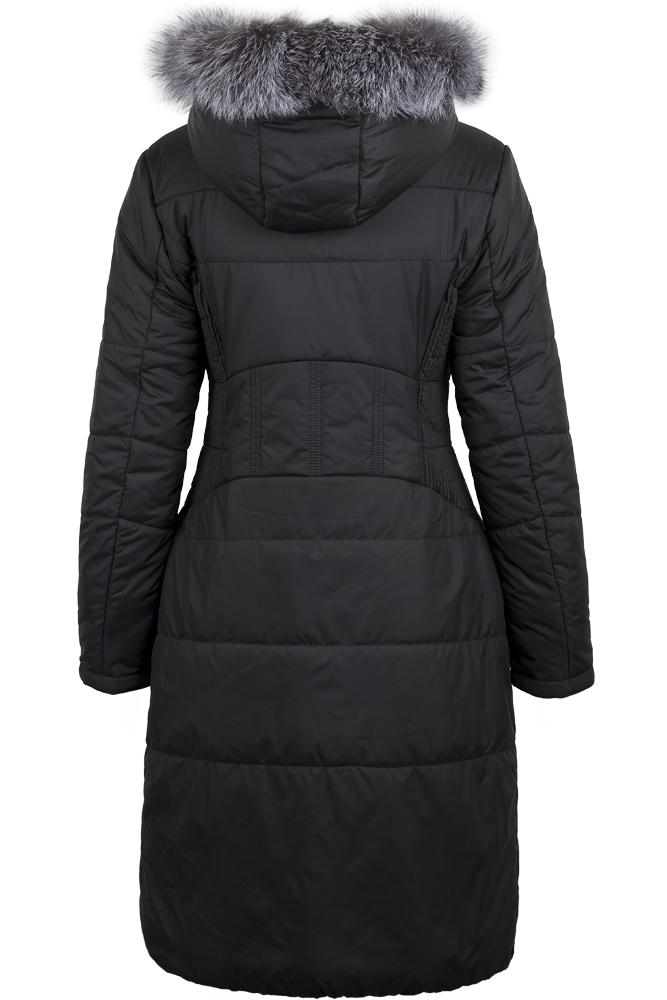 Куртка женская зима 825Ч/100 LimoLady — фото 6