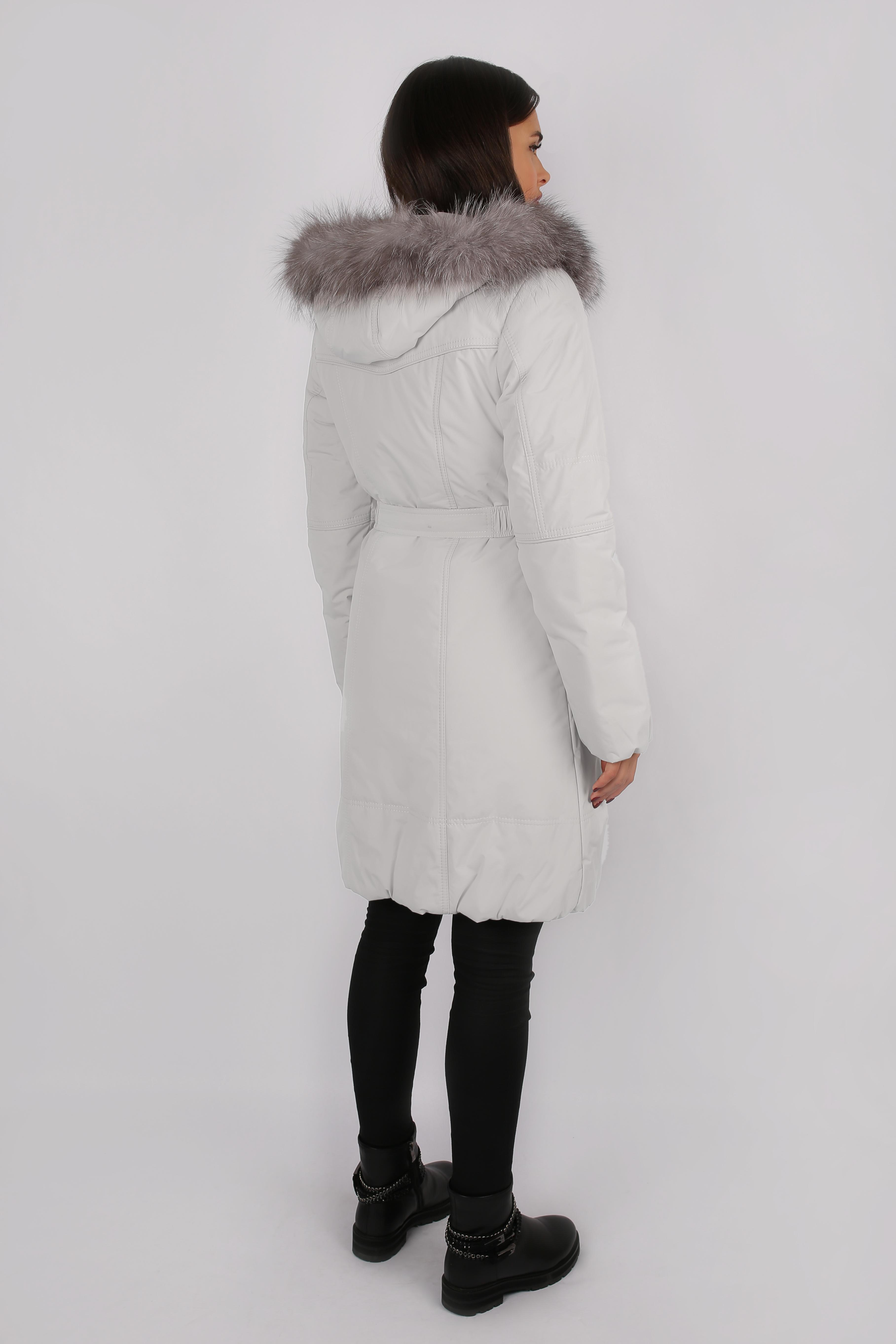Пальто женское зима 693 Nord Wind — фото 2