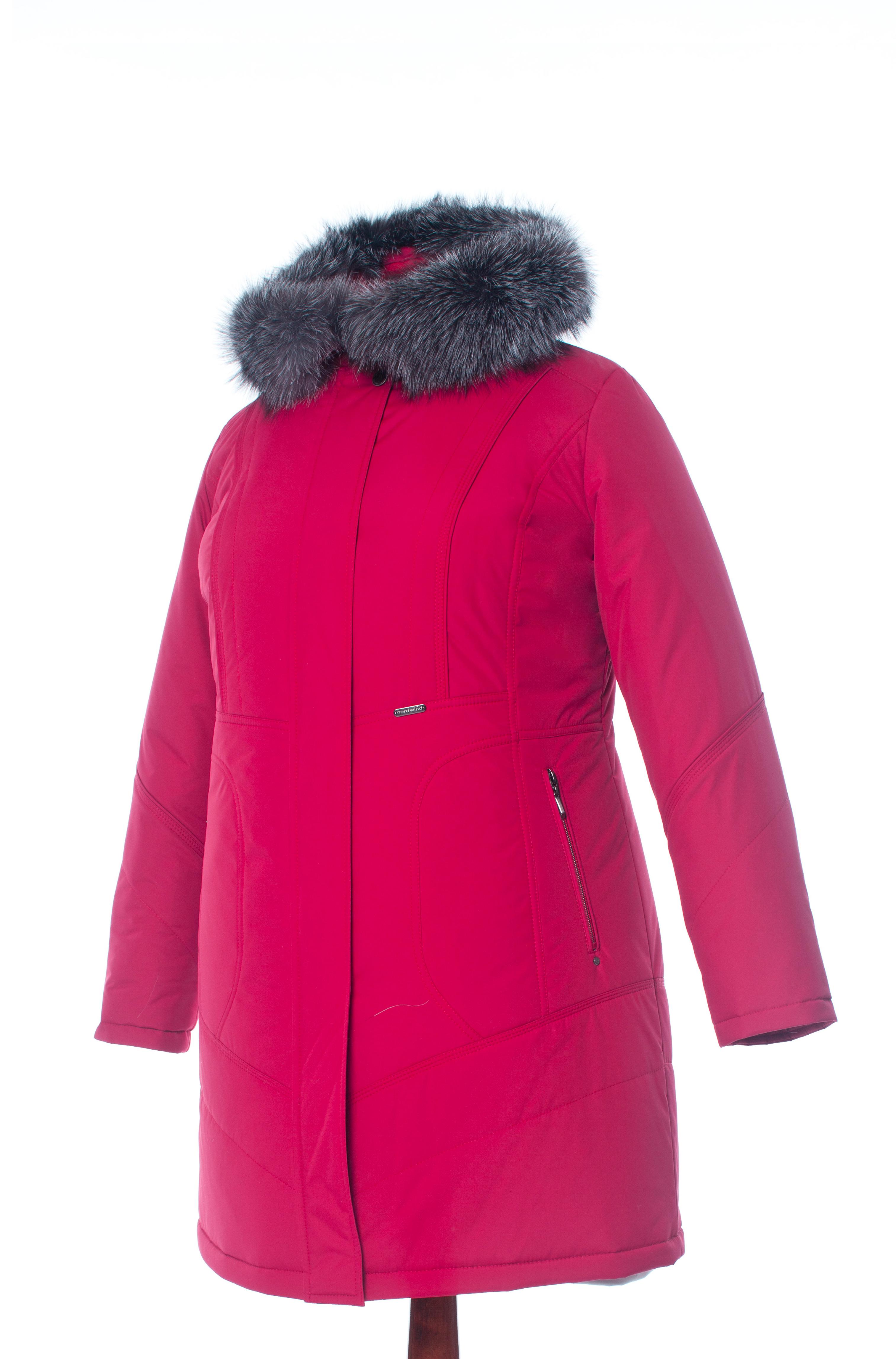 Пальто женское зима 694 Nord Wind — фото 1