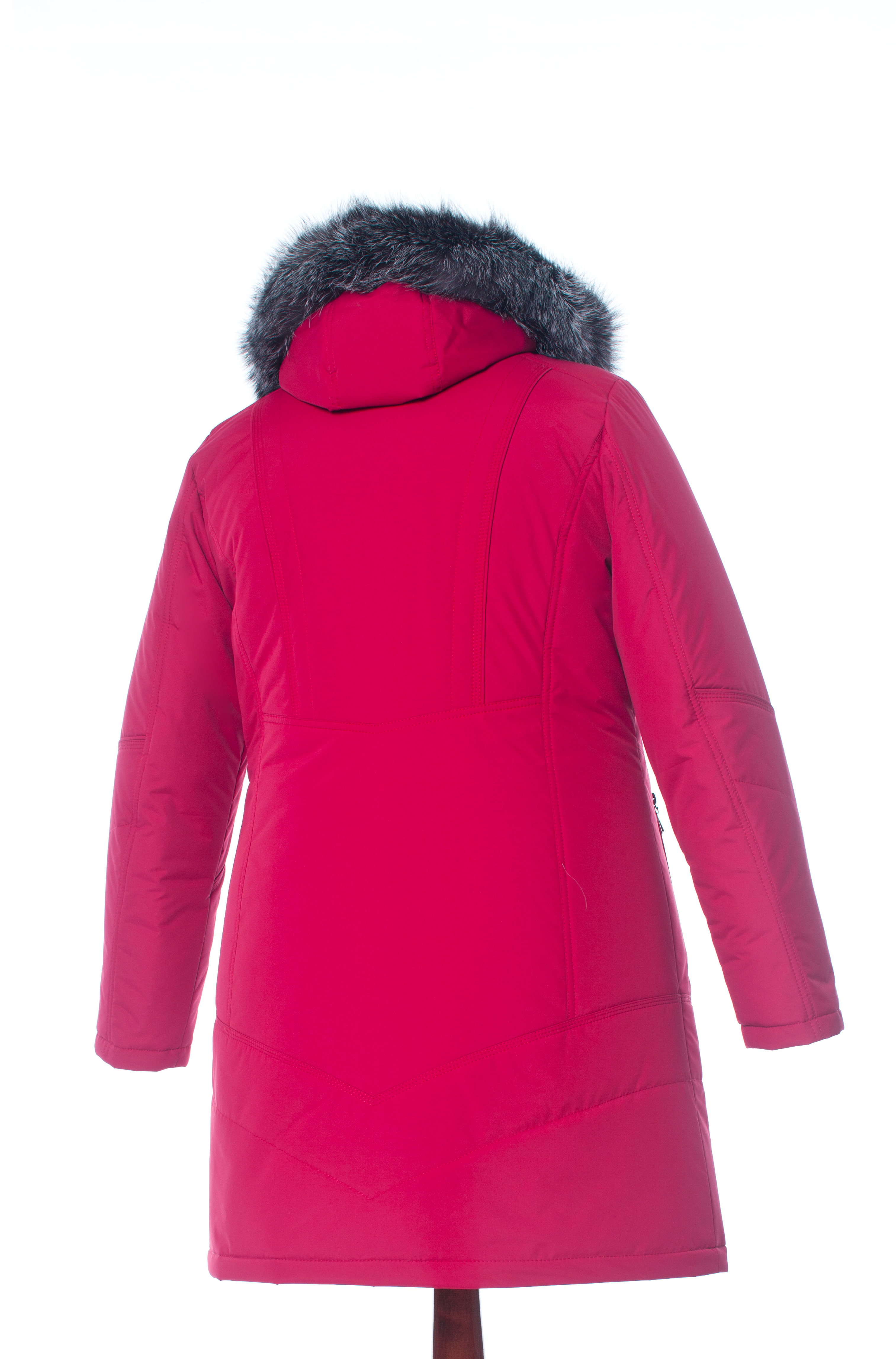 Пальто женское зима 694 Nord Wind — фото 2