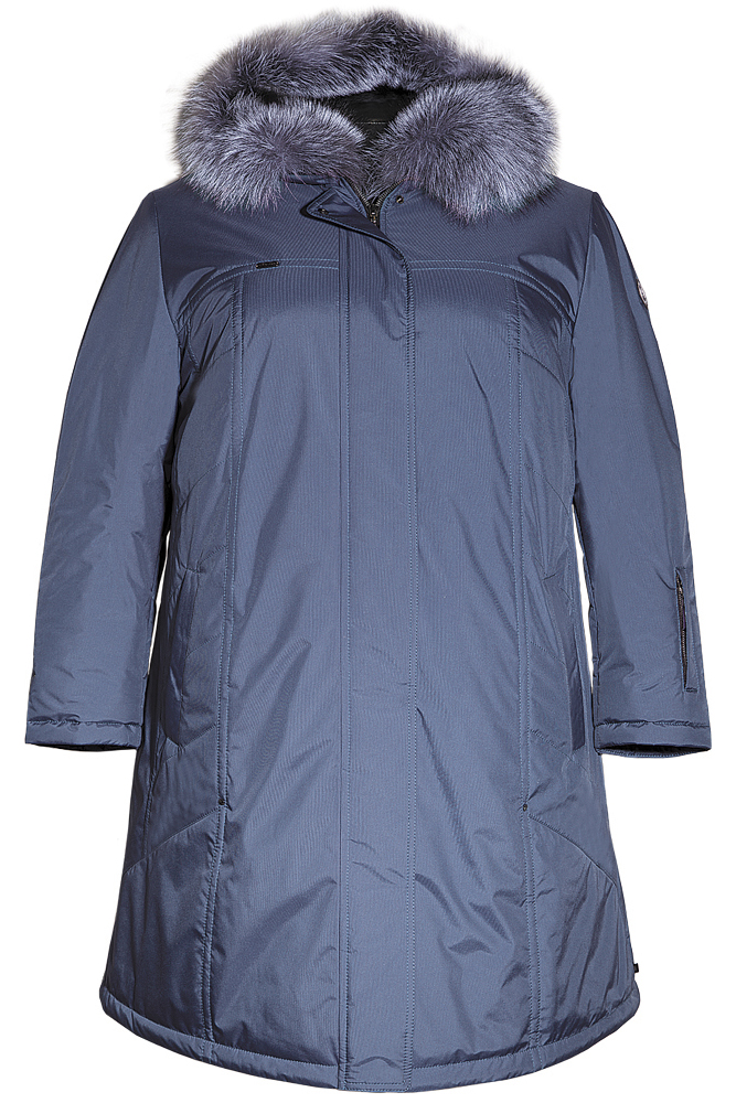 Куртка женская зима 712F/100 LimoLady — фото 3