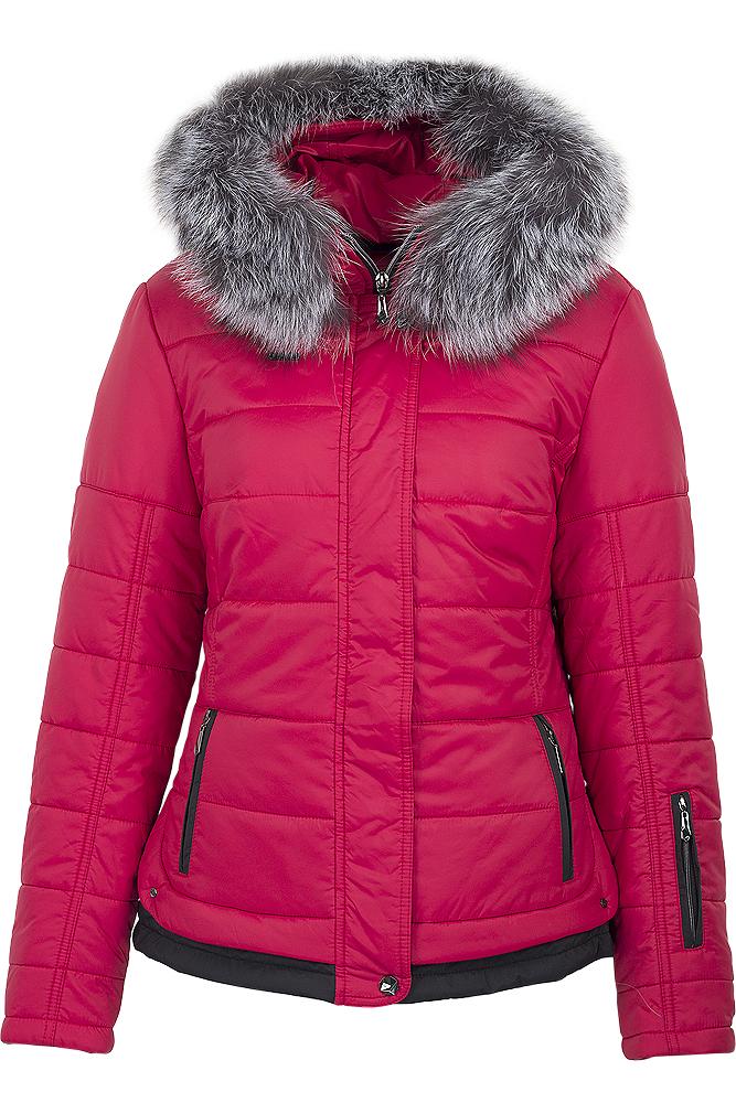 Куртка женская зима 882Ч/61 LimoLady — фото 4