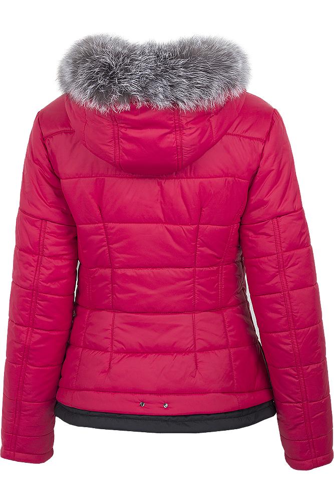 Куртка женская зима 882Ч/61 LimoLady — фото 5