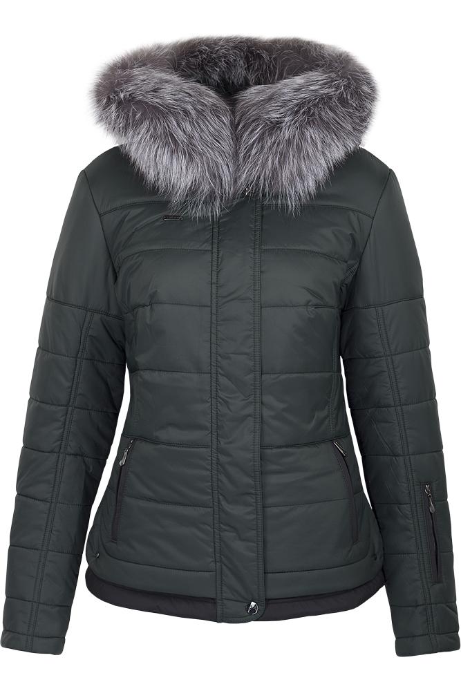 Куртка женская зима 882Ч/61 LimoLady — фото 6