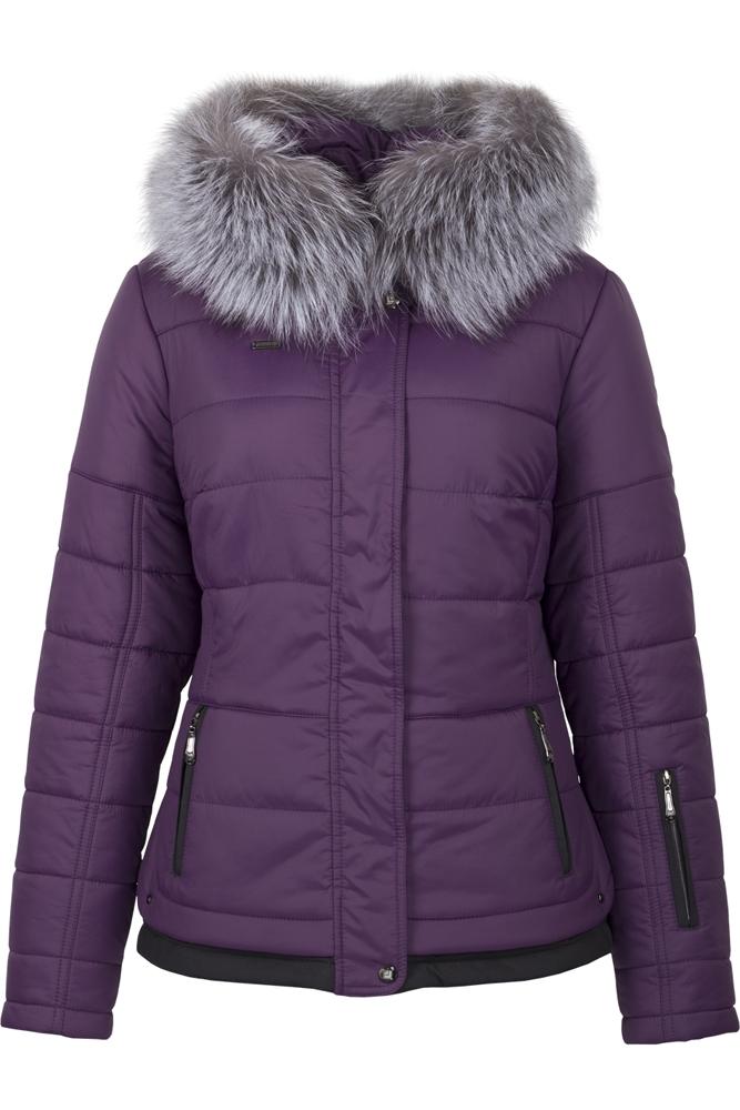 Куртка женская зима 882Ч/61 LimoLady — фото 1