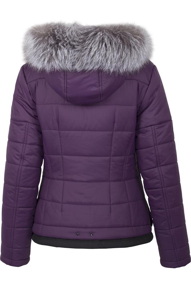Куртка женская зима 882Ч/61 LimoLady — фото 2