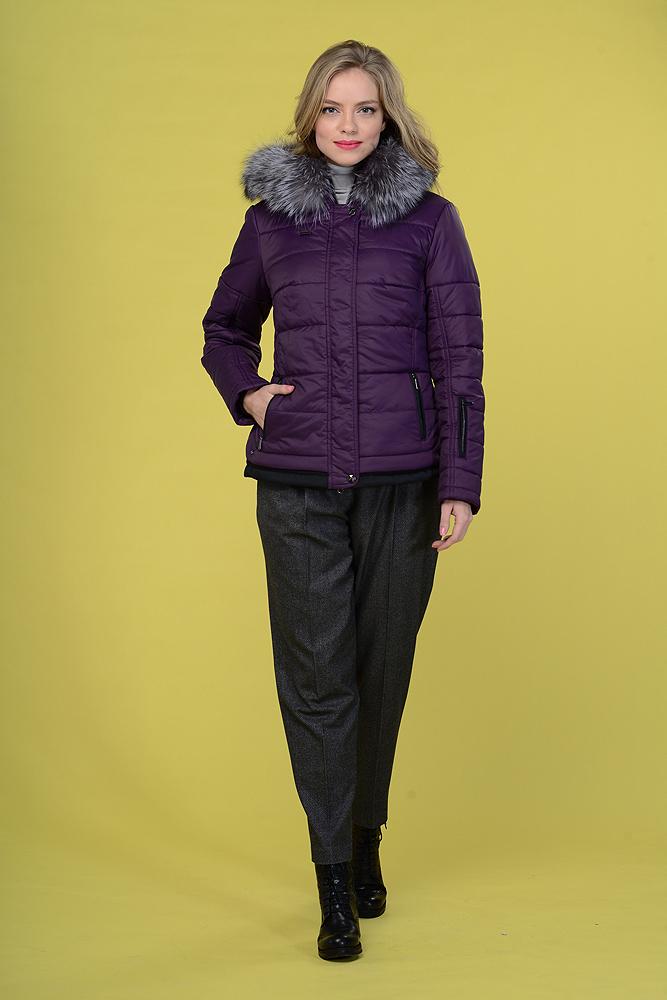 Куртка женская зима 882Ч/61 LimoLady — фото 3