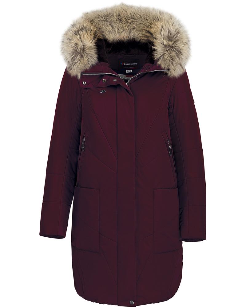 Куртка жен зима 3091Е LimoLady — фото 1