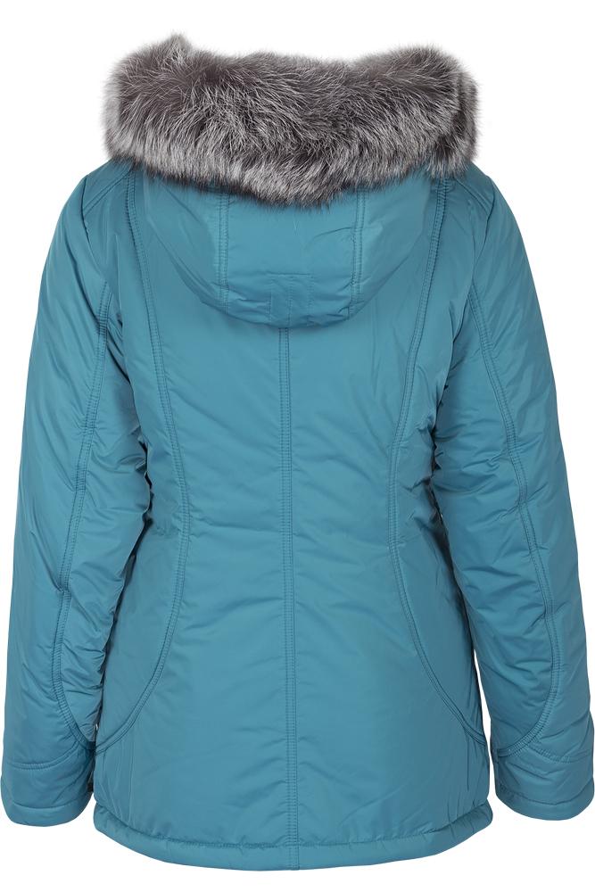 Куртка женская зима 943Ч/72 LimoLady — фото 2