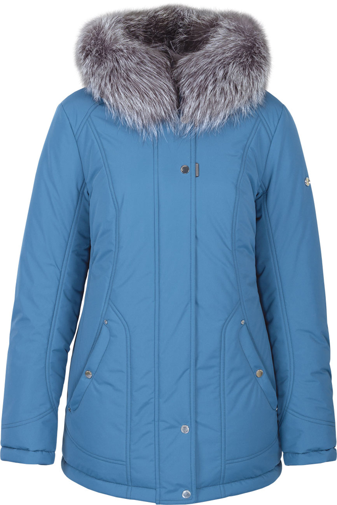 Куртка женская зима 943Ч/72 LimoLady — фото 3