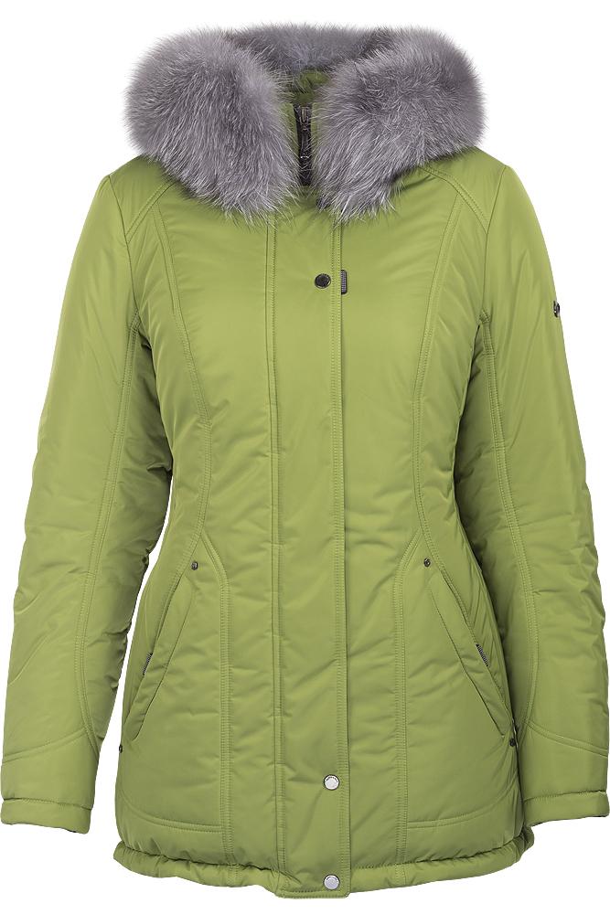 Куртка женская зима 943Ч/72 LimoLady — фото 6