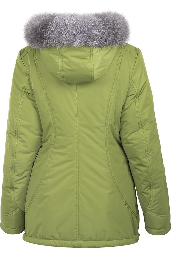 Куртка женская зима 943Ч/72 LimoLady — фото 7