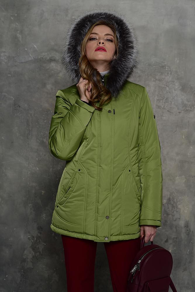 Куртка женская зима 943Ч/72 LimoLady — фото 8