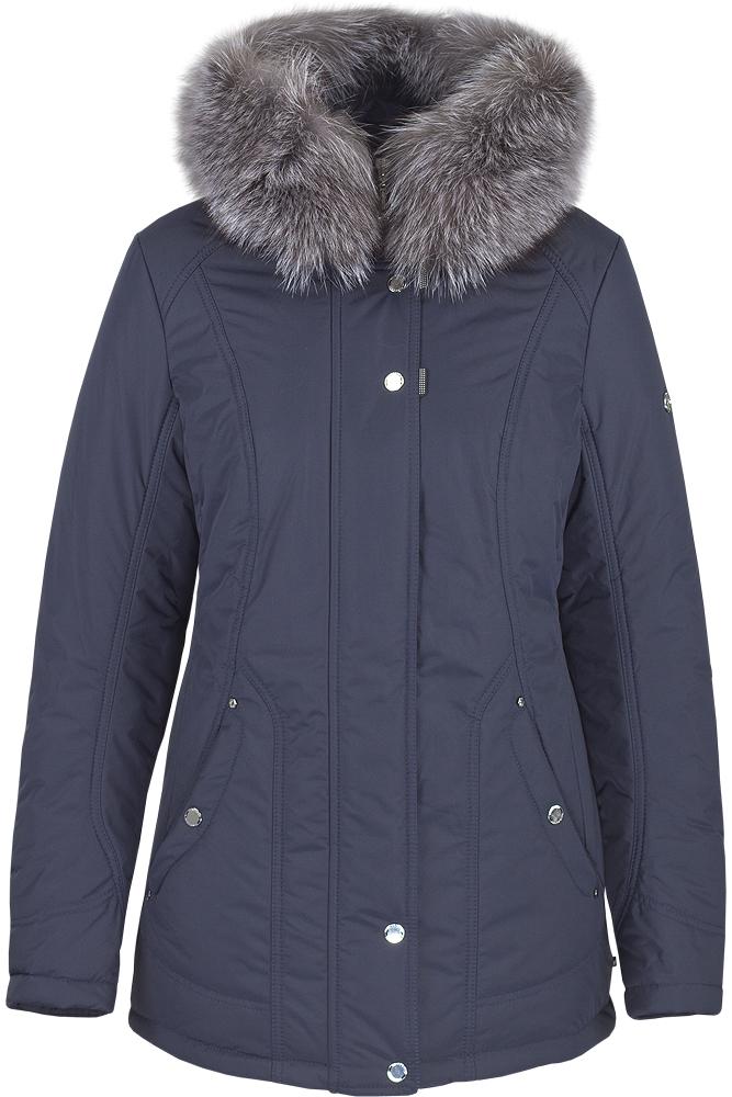 Куртка женская зима 943Ч/72 LimoLady — фото 9