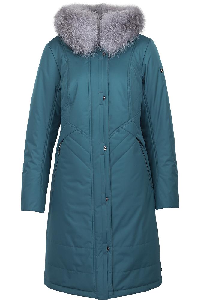 Куртка женская зима 949Ч/100 LimoLady — фото 4
