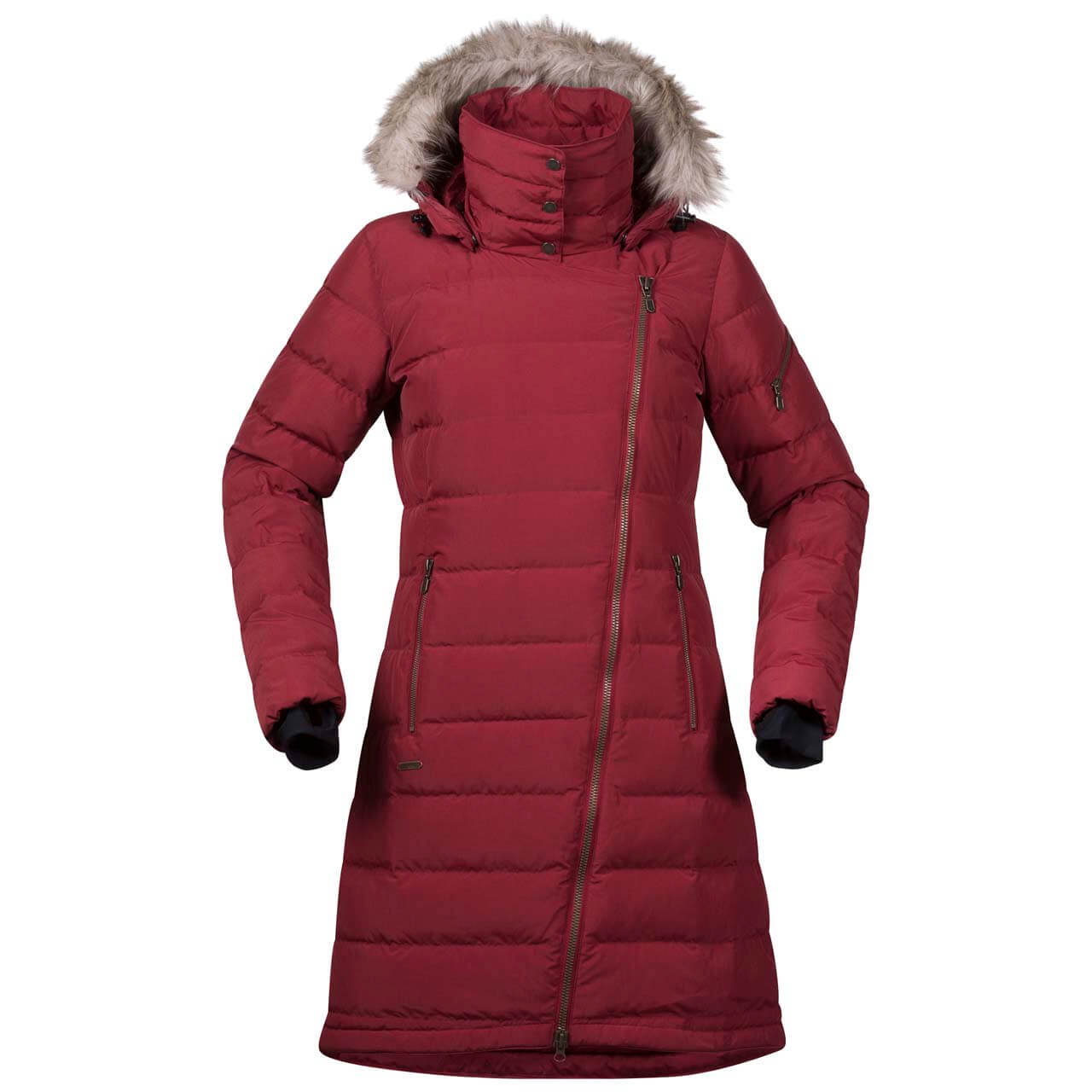 Куртка женская BODO DOWN LADY COAT Bergans — фото 1