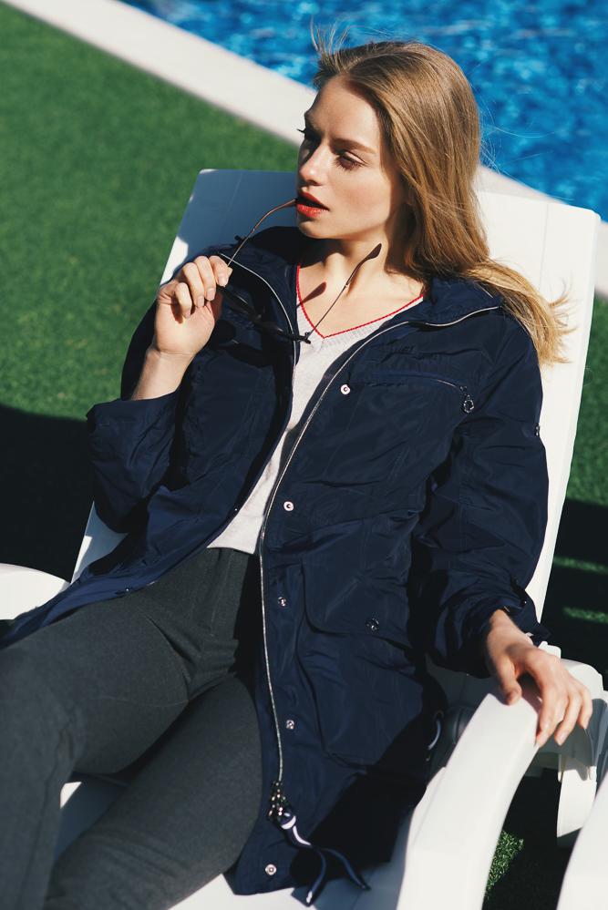 Куртка женская лето 981/87 LimoLady — фото 5