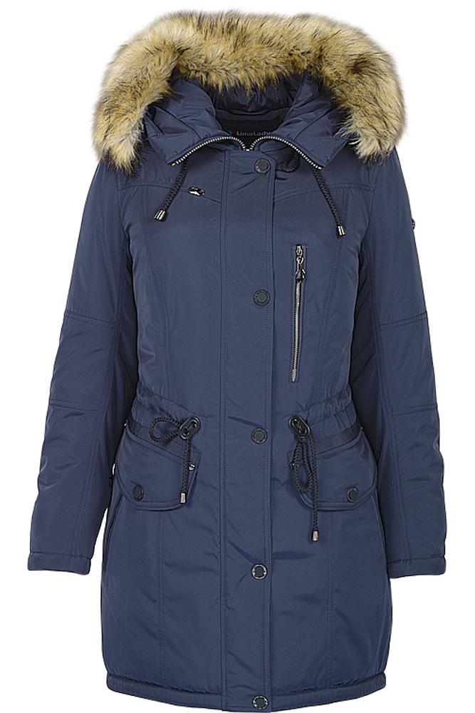 Куртка женская зима 3007ИМ/90 LimoLady — фото 1