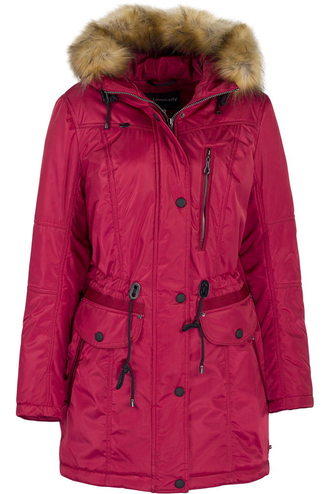 Куртка женская зима 3007ИМ/90 LimoLady — фото 3