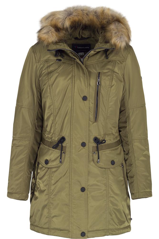 Куртка женская зима 3007ИМ/90 LimoLady — фото 5