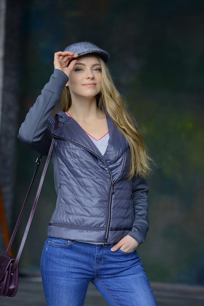 Куртка женская лето б/п 890/60 LimoLady — фото 4
