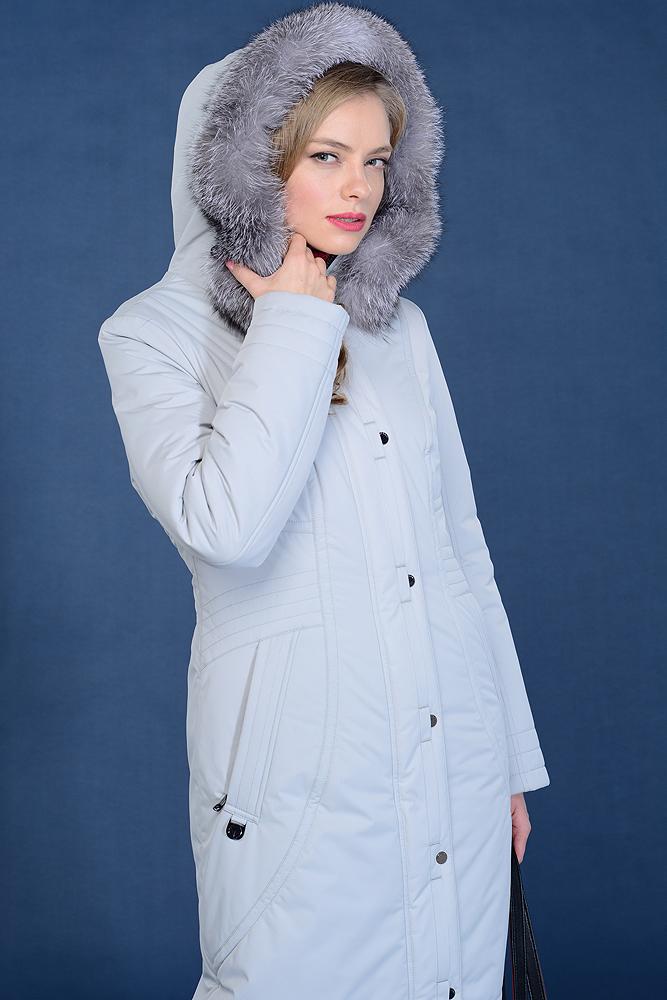 Куртка женская зима 948Ч/115 LimoLady — фото 5