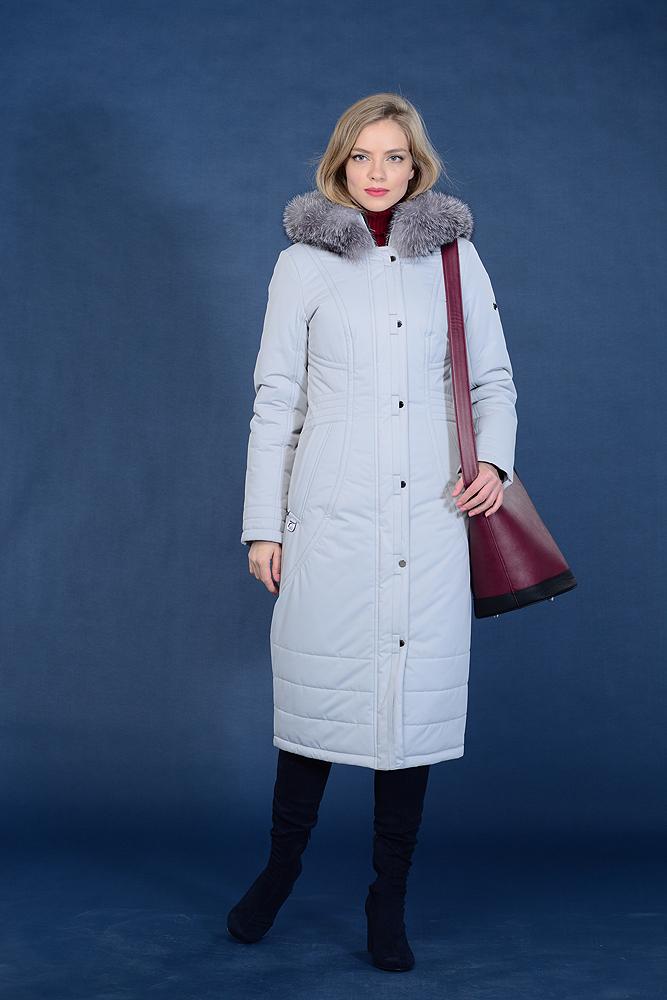 Куртка женская зима 948Ч/115 LimoLady — фото 6