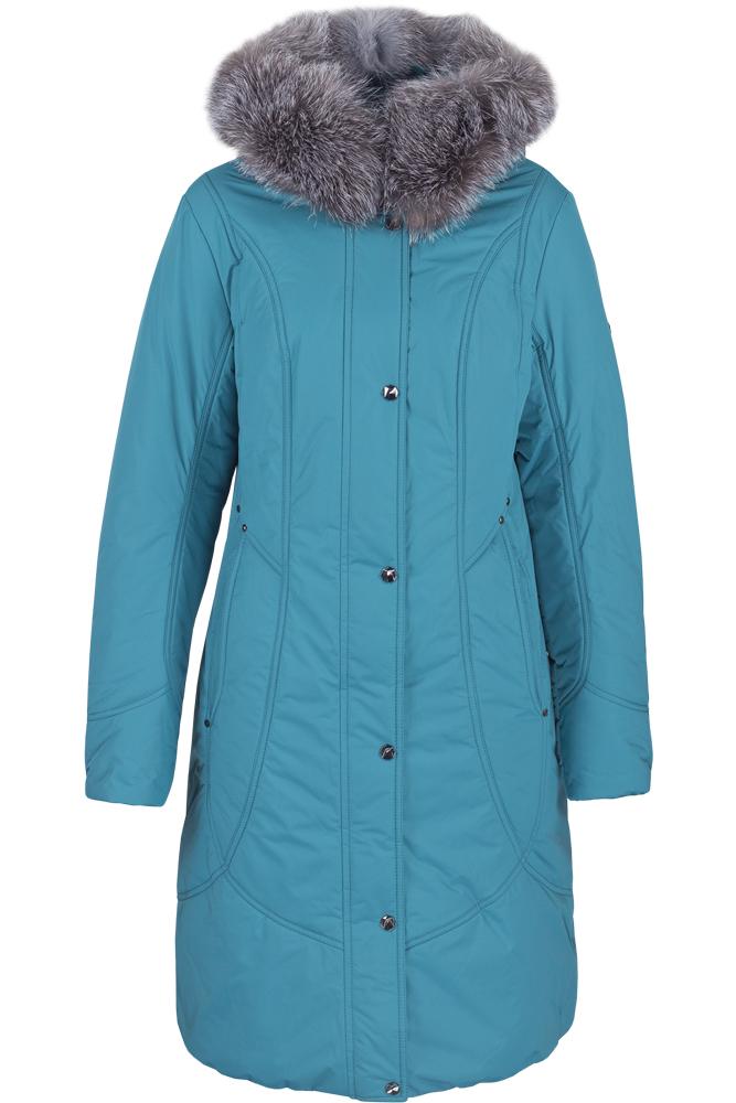 Куртка женская зима 951Ч/100 LimoLady — фото 3