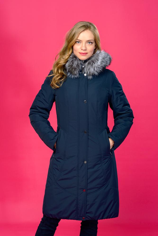 Куртка женская зима 951Ч/100 LimoLady — фото 7