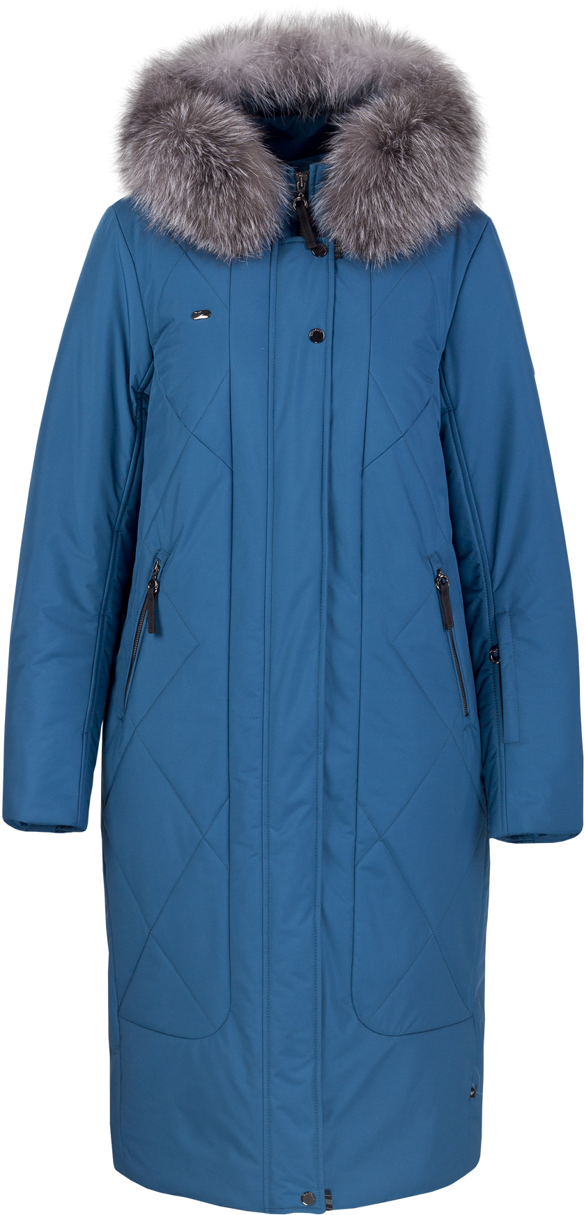 Куртка женская зима 3072F/105 LimoLady — фото 3