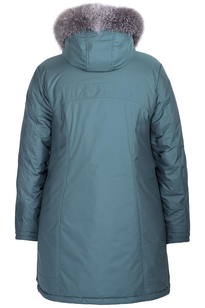 Куртка женская зима 972F/90 LimoLady — фото 2