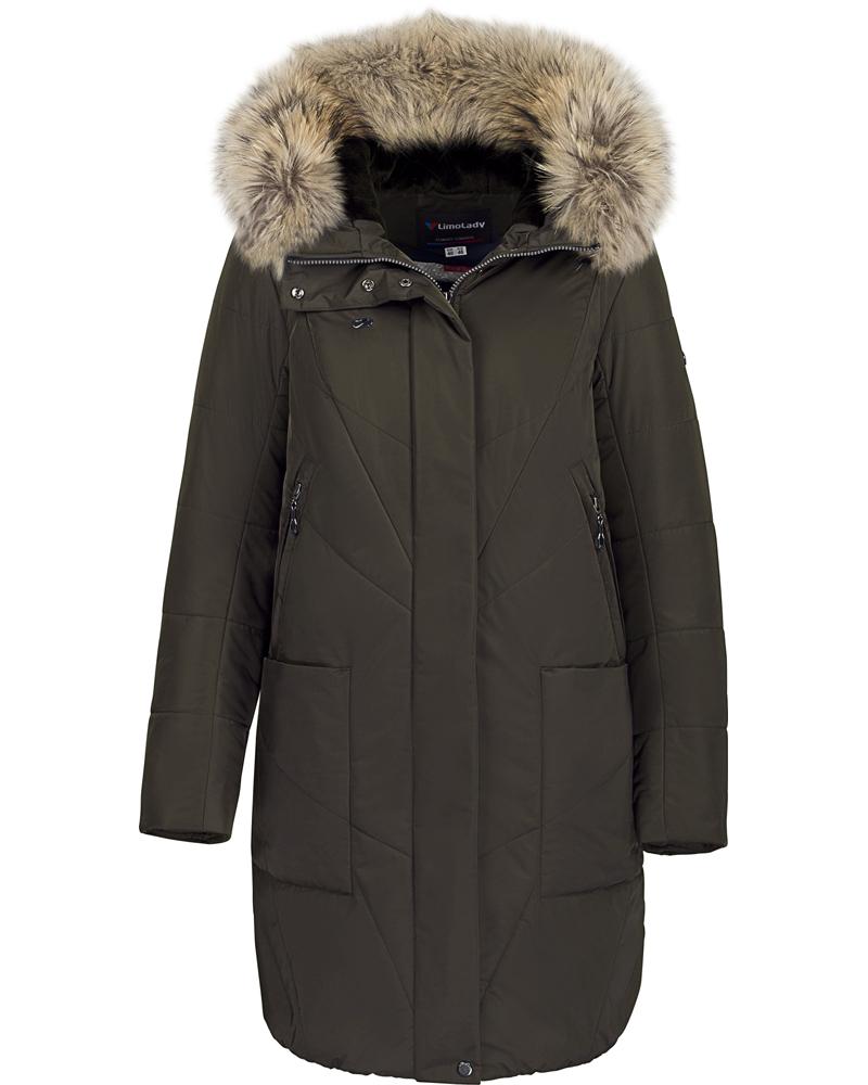 Куртка жен зима 3091Е LimoLady — фото 3
