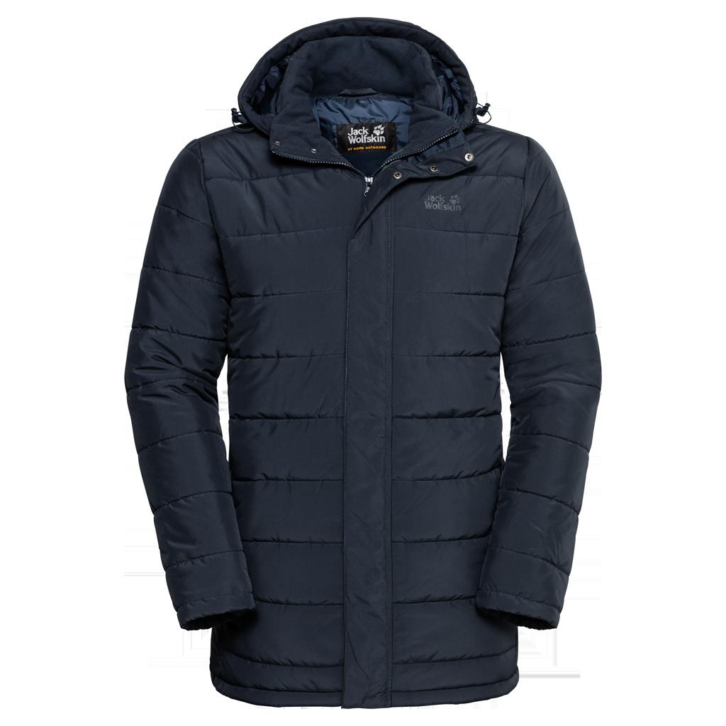 Куртка мужская SVALBARD COAT Jack Wolfskin — фото 1