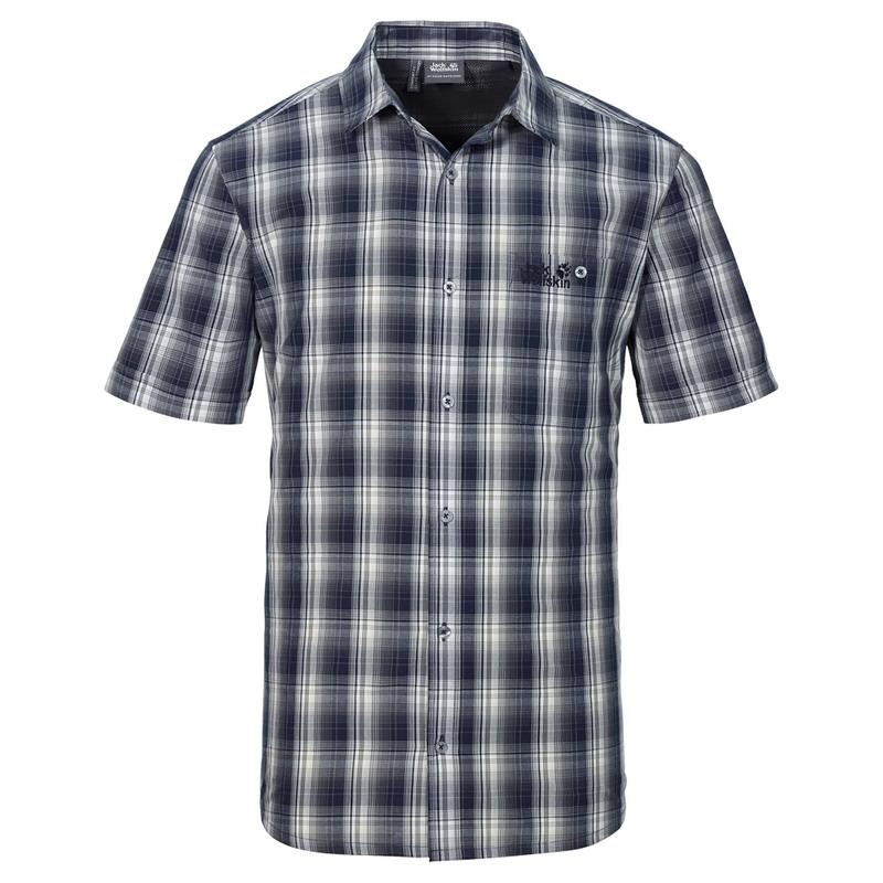 Рубашка мужская FAIRFORD Jack Wolfskin — фото 1
