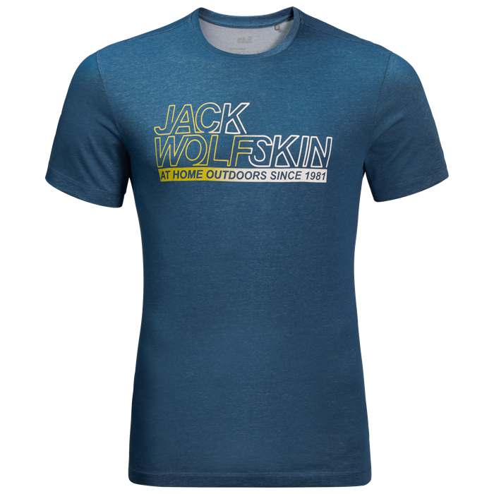 Футболка мужская OCEAN Jack Wolfskin — фото 1